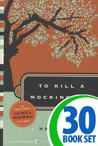 To Kill a Mockingbird - 30 Books and Teaching Unit