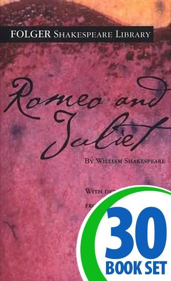 Romeo and Juliet - 30 Books and Teaching Unit