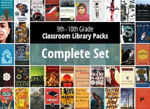 Complete Classroom Library - Grades 9-10
