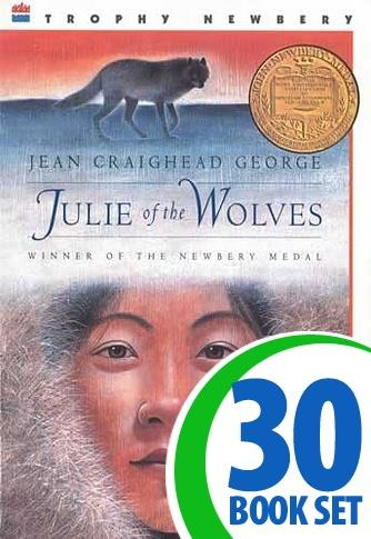Julie of the Wolves - 30 Books and Teaching Unit