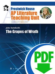 Grapes of Wrath, The - Downloadable AP Teaching Unit