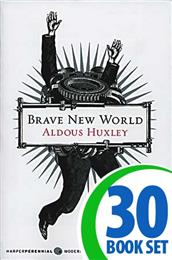 Brave New World - 30 Books and Vocabulary from Literature
