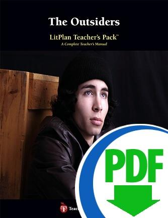 Outsiders, The: LitPlan Teacher Pack - Downloadable