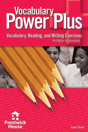 Vocabulary Power Plus - Level 7