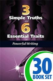 Three Simple Truths and Six Essential Traits of Powerful Writing: Book Four - Proficient