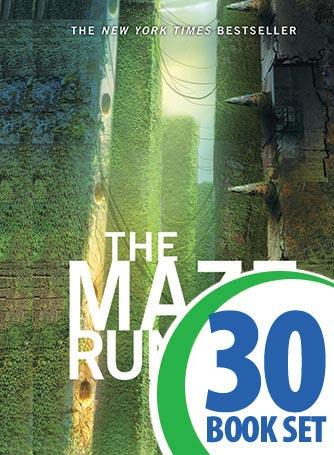 Maze Runner, The - 30 Books and Teaching Unit