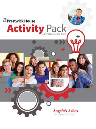 Angela's Ashes - Downloadable Activity Pack