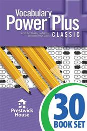 Vocabulary Power Plus Classic - Level 12 - Complete Package