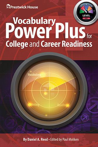Vocabulary Power Plus for College and Career Readiness - 9th Grade - Level 1