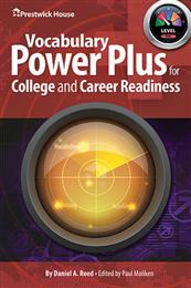 Vocabulary Power Plus for College and Career Readiness - Level 9