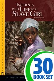 Incidents in the Life of a Slave Girl - 30 Books and Teaching Unit