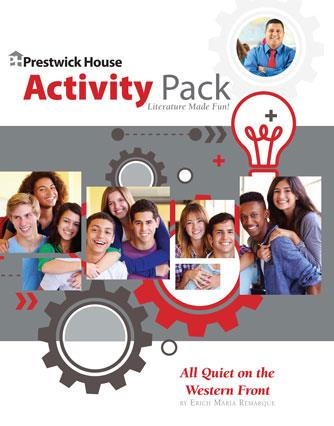 All Quiet on the Western Front - Activity Pack