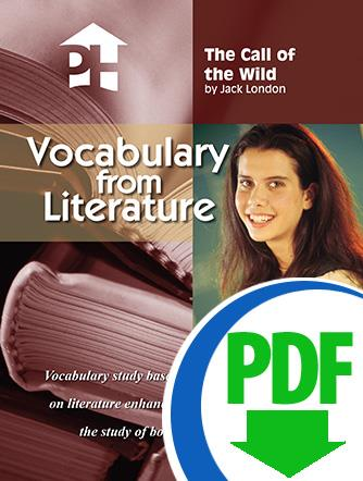 Call of the Wild, The - Downloadable Vocabulary From Literature