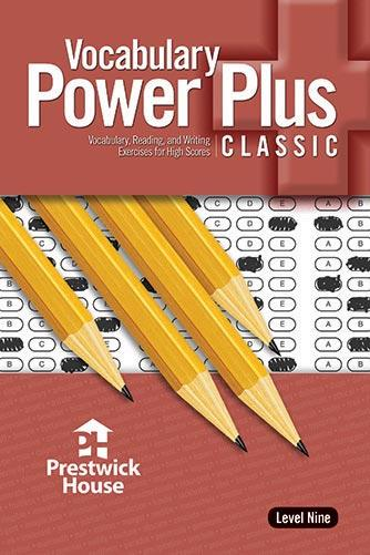 Vocabulary Power Plus Classic - Level 9