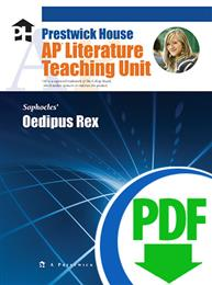 Oedipus Rex - Downloadable AP Teaching Unit