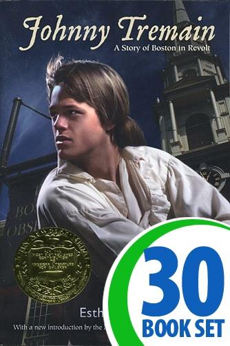 Johnny Tremain - 30 Books and Teaching Unit