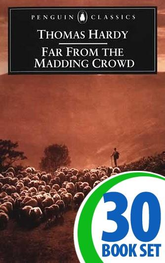 Far from the Madding Crowd - 30 Books and Teaching Unit