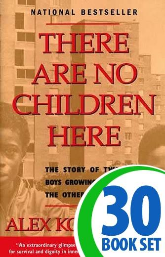 There Are No Children Here - 30 Books and Teaching Unit