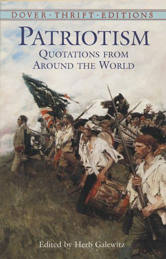 Patriotism: Quotations from Around the World