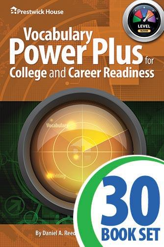 Vocabulary Power Plus for College and Career Readiness - Level 11 - Complete Set