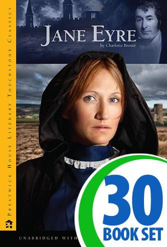 Jane Eyre - 30 Books and Activity Pack