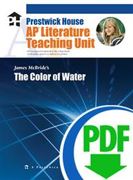 Color of Water, The - Downloadable AP Teaching Unit