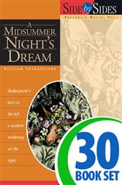 Midsummer Night's Dream, A - Side by Side - Teaching Package