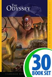 Odyssey, The - 30 Books and Puzzle Pack (CD-ROM)