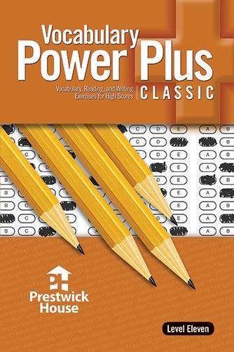 Vocabulary Power Plus Classic - Level 11