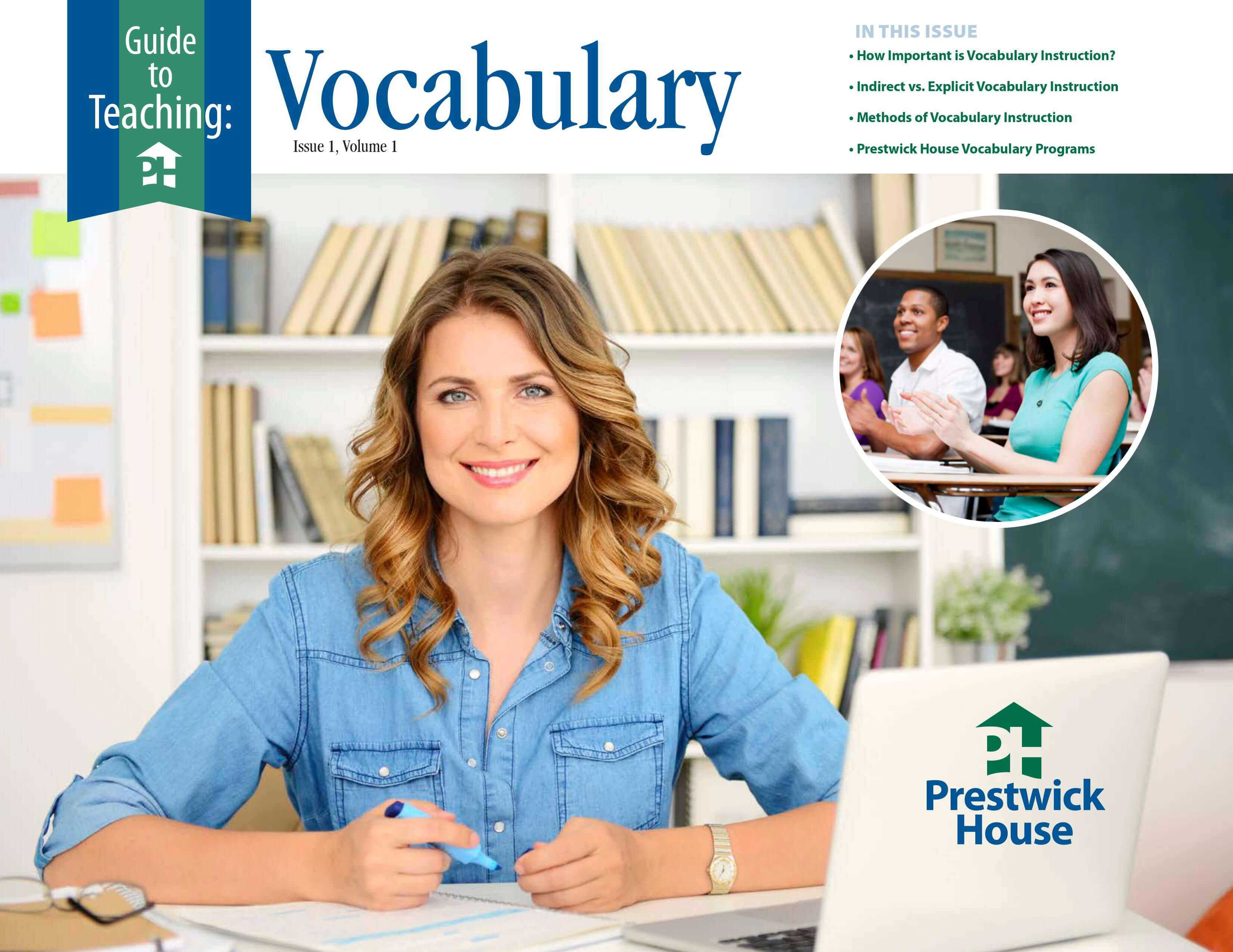 Guide to Teaching: Vocabulary