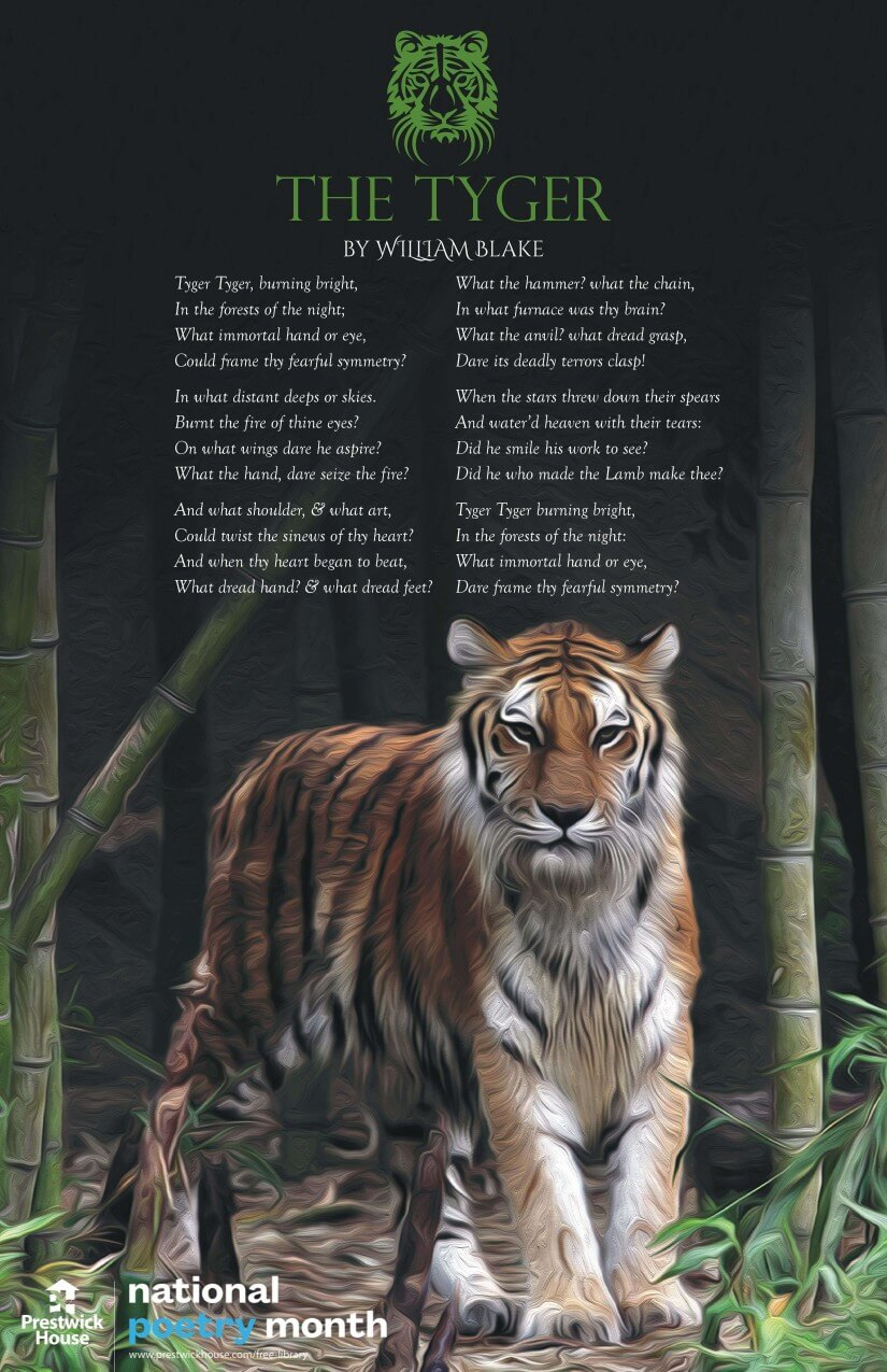 The Tyger Poster