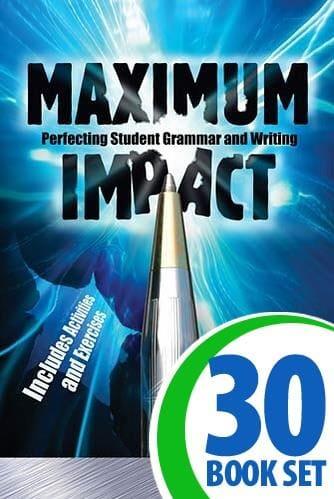Maximum Impact 30 Copies + Teacher's Edition