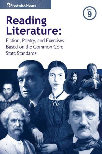 Reading Literature - Level 9