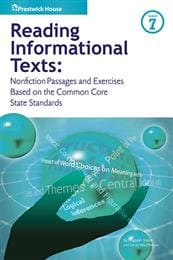 Reading Informational Texts - Level 7