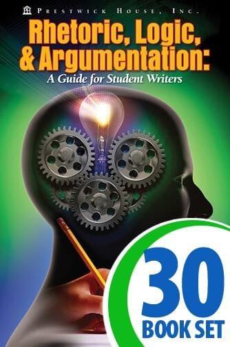 Rhetoric, Logic & Argumentation 30 Copies + Teacher's Edition
