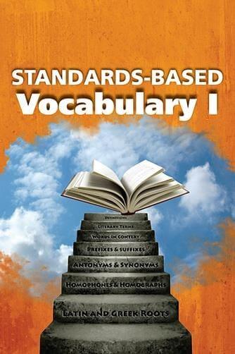 Standards-Based Vocabulary: Book I