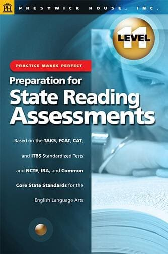 Preparation for State Reading Assessments - Level 11
