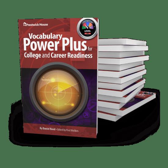 Vocabulary Power Plus