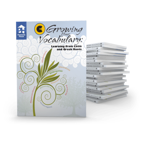 Growing Your Vocabulary: Latin and Greek Roots