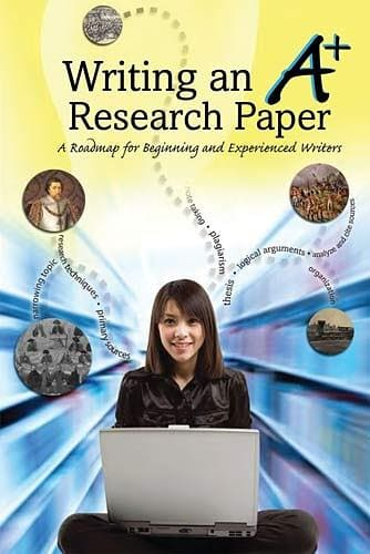 Writing an A+ Research Paper Individual Copy