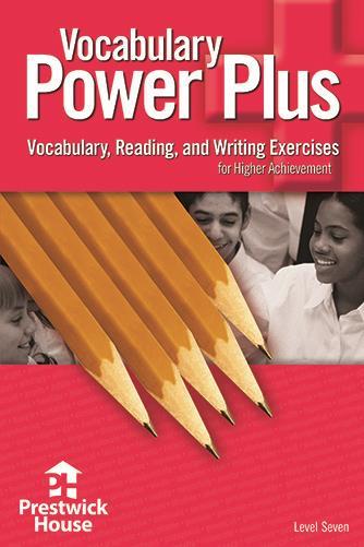 Vocabulary Power Plus- 7th Grade / Level 7